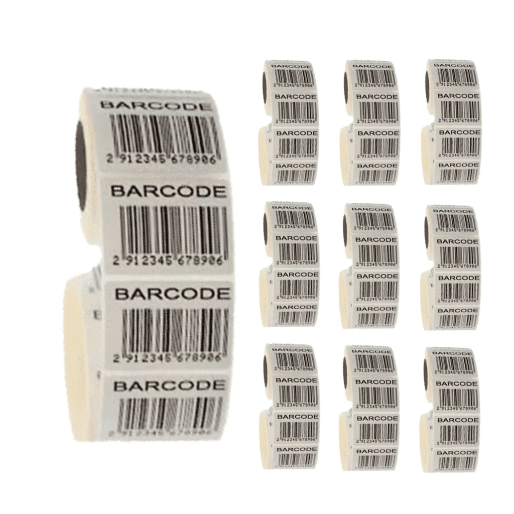 Simple Little Library System also offers quality pre-printed barcode labels