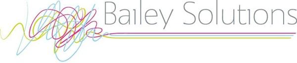 Bailey Solutions horizontal colour logo