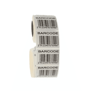 1000 library barcode labels