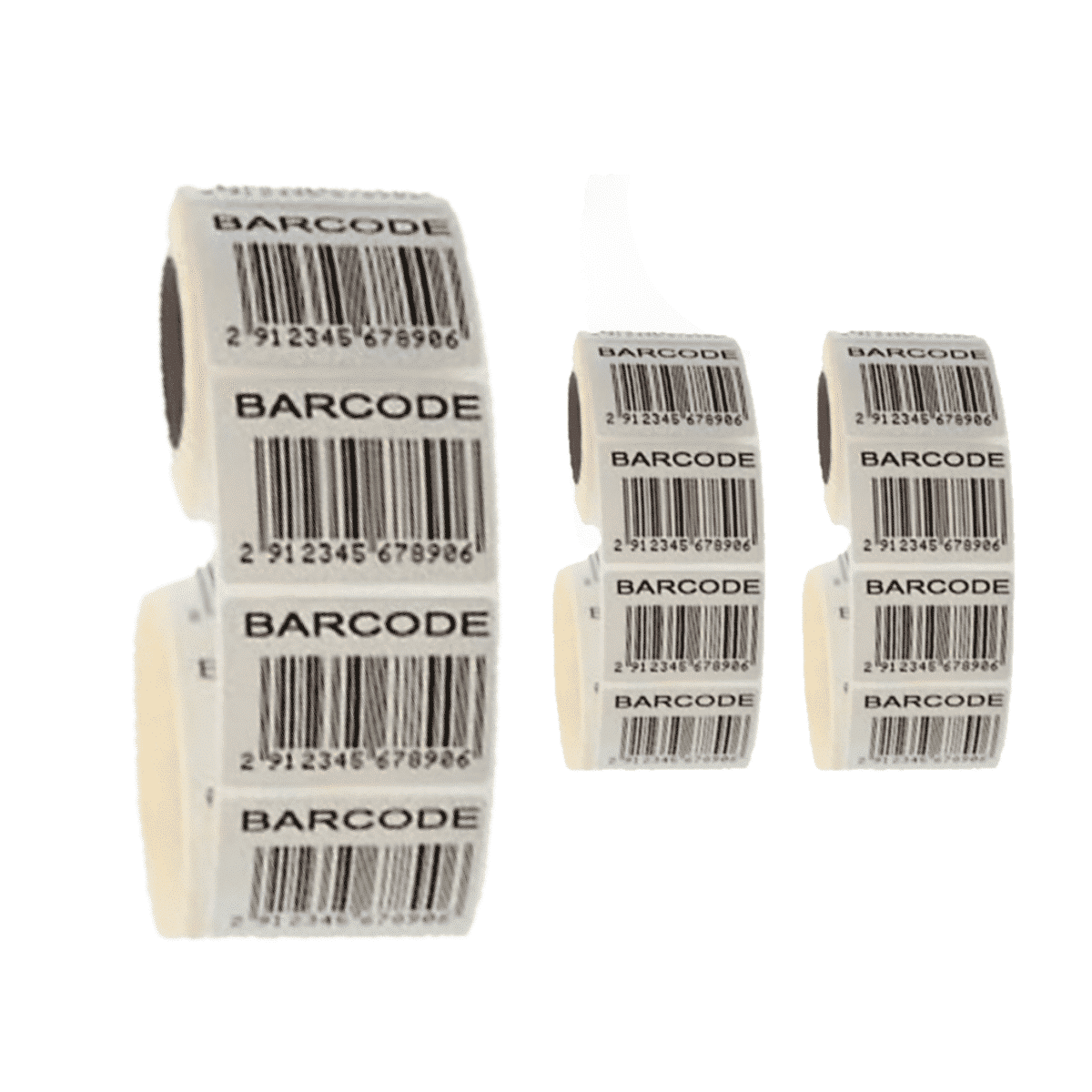 3000 library barcode labels