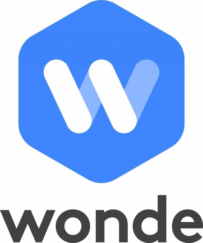 Wonde rainbow logo